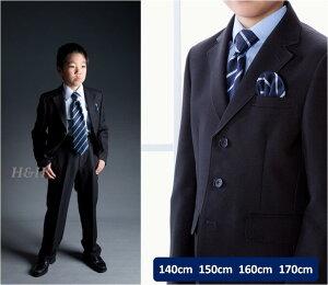 フォーマルレンタル・ブラック ジャケットスーツフルセット・ボタンダウンシャツ
