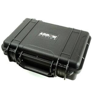 ARROW OPTICS プロテクター ハードケース BK ブラック