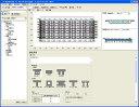 橋梁上部工/PC・RC・PRC単純桁橋の設計計算、図面作成プログラム