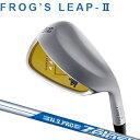オノフ LABOSPEC(ラボスペック) フロッグス リープ2 ウェッジ NS PRO ゼロス7/8 N.S PRO Zelos セブン/エイト (N.S PRO) スチールシャフト グローブライド ONOFF LABOSPEC Frog 039 s Leap-2 GLOBERIDE