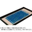 【フーラ】カラーボリュームアップラッシュ 12列シート ランダムMIX ブルー Jカール 0.06mm×9mm