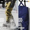 【スペシャルプライス】43DEGREES スノーボードウェア スキーウェア メンズ パンツ スノボウェア スノーボード スキー ウェア スノボ スノボー ウエア ビブパンツ HANG PANTS 2020-2021モデル 旧モデル 型落ち セール【返品・交換不可】