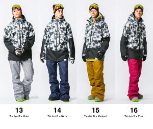 43DEGREESメンズスノーボードウェア上下セットスノボウェアスノボーウェアスノボウエア上下2点セットスキーウェア男性用