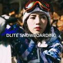 スノーボードウェア レディース スキーウェア 上下 セット DLITE 新作 スノボウェア