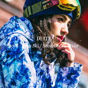 スノーボードウェア レディース スキーウェア 上下 セット ...