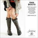 ●Amaort [Amato] regular article ● SHEAT rain boots (_ Saturday business tomorrow comfortable to you who cannot be satisfied with the boots )☆ good-quality design ♪ conventional rubber boots which, besides, there is not ☆【) [RCP]