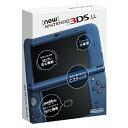 【未使用】【完品】 Newニンテンドー3DS LL METALLIC BLUE/メタリックブルー 【未使用】【3DS本体】【日永 併売品】【0570003mh】