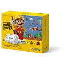 【未使用】【美品】【完品】【保証印有】任天堂/ニンテンドーnintendo Wii U スーパーマリオメーカーセット32GB shiro/白 【新品】【Wi…