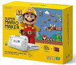 Wii U スーパーマリオメーカー セット 【中古】【WiiU本体】【鈴鹿 専売品】【0580116DS】