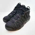 NIKE (ナイキ) AIR MORE UPTEMPO VOLT 414962-013 サイズ:10.5 (28.5cm) カラー:ブラック