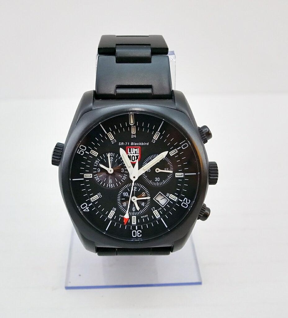 LUMINOX (ルミノックス) SR-71Blackbird Limited 999本限定モデル カラー:ブラック【】【時計】【鈴鹿 併売品】【1414697OS】 送料無料! 激レアモデル!わかやま