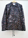 Supreme×COMME des GARCONS SHIRT(シュプリーム×コムデギャルソン) Coaches Jacket サイズ:M カラー:グレー【中古】【ストリート】…
