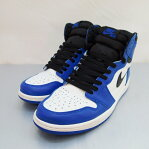 "NIKE (ナイキ) AIR JORDAN 1 HIGH OG ""WHITE/ROYAL"" 555088-403 サイズ:10 (28cm) カラー:ブルー"