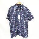 RRL Ralph Lauren 総柄シャツ Z202RW14 サイズ:L カラー:ブルー×レッド×ホワイト