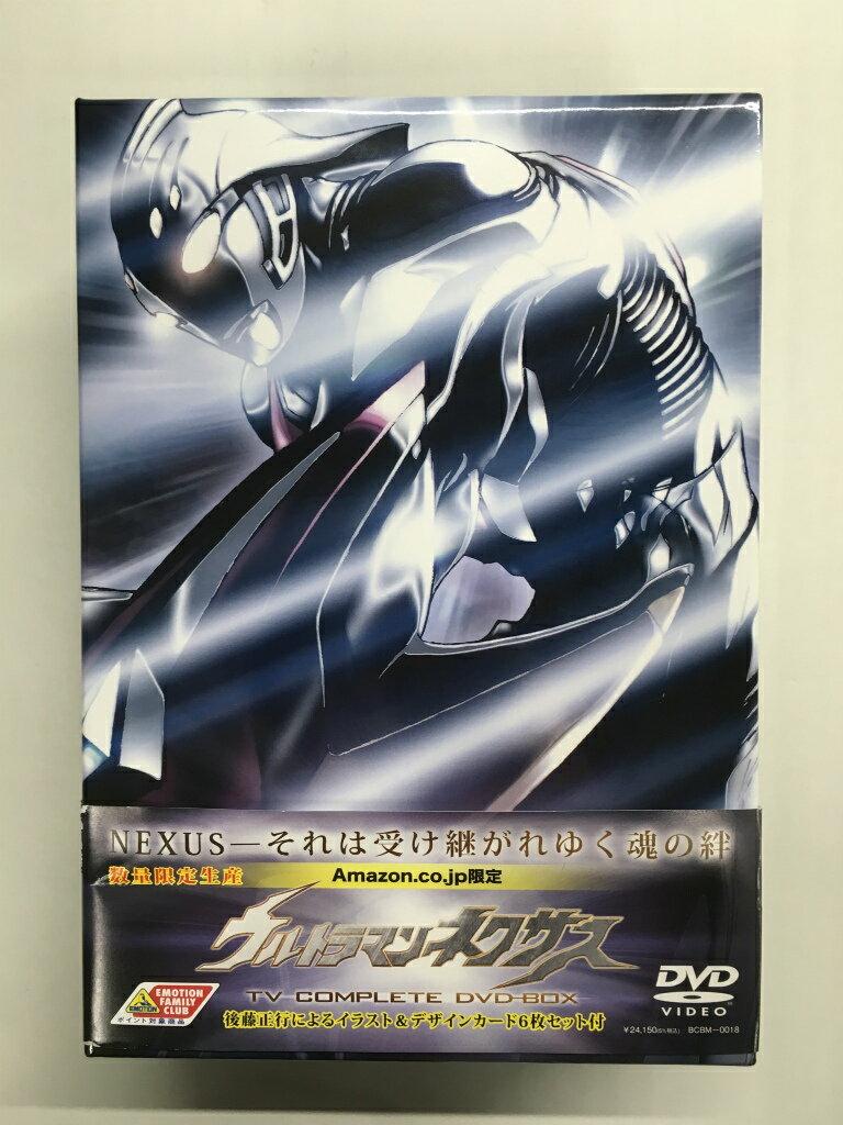 【DVD】ウルトラマンネクサス TV COMPLETE DVD-BOX 【中古】【邦画DVD】【鈴鹿 併売品】【0100019YS】