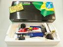 【開封済】 MINICHAMPS 1/18 Toleman Hart TG184 Ayrton Senna 1984 F1 【中古】【ミニカー】【鈴鹿 併売品】...