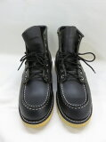 RED WING 8179CLASSIC WORK MOC-TOEblack chrome ��åɥ����󥰡����饷�å���� 8179����šۡڤ���¾���ۡڻ���� ʻ���ʡۡ�1400705xy��