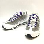 NIKE WMNS AIR MAX 95 GRAPE 2018 307960-109 white/court purple ナイキ ウィメンズ エア マックス グレープ パープル 紫