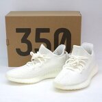 adidas Originals by KANYE WEST アディダス オリジナルス カニエ・ウエスト YEEZY BOOST 350 V2 イージーブースト CP9366WHITE ホワイト 白