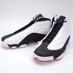 NIKE AIR JORDAN13 RETRO WHITE/TRUE RED-BLACK ホワイト レッド ブラック 白 黒 414571-104 ナイキ エア ジョーダン 13 レトロ