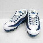 """NIKE AIR VAPORMAX 95 """"FRENCH BLUE"""" AJ7292-100 ナイキ エアヴェイパーマックス 95 """"フレンチブルー"""" ホワイト/ブルー サイズ:28.5cm【139-190201-04USH】"""