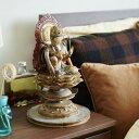 仏像 フィギュア 如意輪観音 にょいりんかんのん 高さ32.5cm インテリア 雑貨 置物 精巧 Isumu (イスム) スタンダード