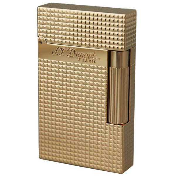 S.T.Dupont デュポン ライン2 ライター ゴールドプレート 16284 ゴールド