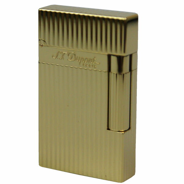 S.T.Dupont デュポン ライン2 ライター ゴールドプレート 16827 ゴールド
