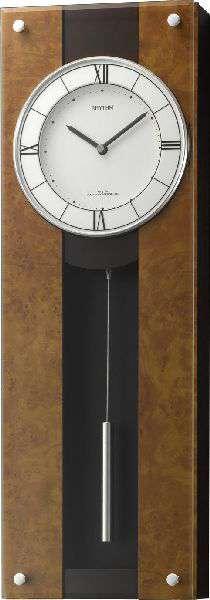CITIZEN リズム時計 振り子時計 掛け時計 モダンライフM01 4MXA01RH06