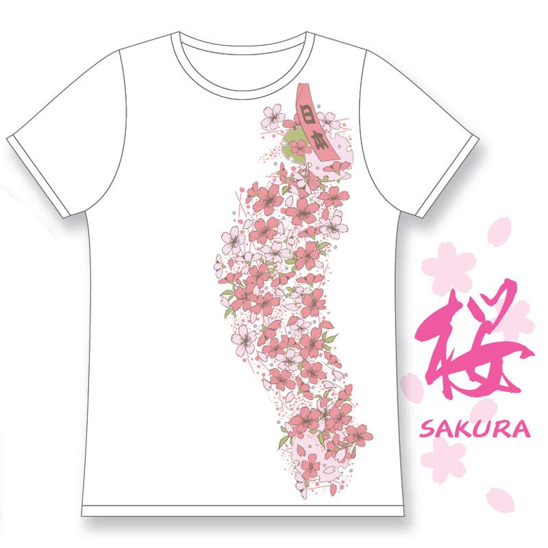 JAPAN �� SAKURA ��ǥ����� ����� T�����