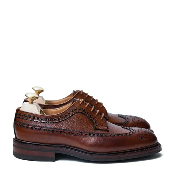 クロケット&ジョーンズ【Crockett&Jones】CHEVIOT(タン)Men'sCollection