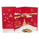 ショッピングクリスマスコフレ クリスマスコフレ お茶のグルメ 【パレ・デ・テ】 アドベントカレンダー 24銘柄のお茶の魅力と味わいをおたのしみいただけます