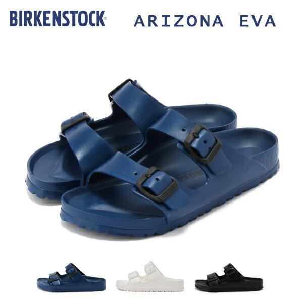 BIRKENSTOCK ビルケンシュトック ARIZONA EVA アリゾナ EVA ダブルベルトサンダル レディース (幅狭タイプ) アウトドア フェス ウォッシャブル