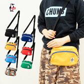 CHUMS チャムス エコショルダーポーチ ECO Shoulder Pouch CD 【CH60-0846】 メンズ レディース ミニショルダー CHUMS(チャムス) online shop
