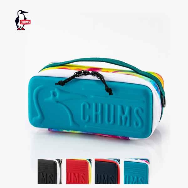 CHUMS チャムス ブービーマルチハードケースS Booby Multi Hard Case S (CH62-1204) アウトドア カメラケース