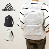 GREGORY/グレゴリー EASY DAY イージーデイ バックパック ALL WHITE/ALL BLACK 【国内正規販売店】