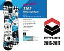 あす楽☆国内正規品☆送料無料☆2016/2017【 FTWO 】<TNT >16-17 グラトリスノーボード板