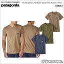 樂天商城 - 【200円クーポン】配布中!!あす楽 パタゴニア PATAGONIA Tシャツ 39051<M's Patagonia Longhaulers Cotton/Poly Pocket T-Shirt>