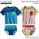 パタゴニアPATAGONIA子供用水着61285<InfantLittleSolSwimSetインファントリトルソルスイムセット>赤ちゃん用子供服子ども服※取り寄せ品