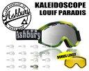 2014/2015モデル ASHBURY<KALEIDOSCOPE >LOUIF PARADIS アジアンフィット アシュベリー スノーボードゴーグル 12.3RSS align=