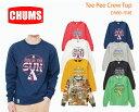 CHUMS チャムス CH00-1036<Tee Pee Crew Top ティーピークルートップ >※取り寄せ品