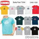 CHUMS チャムス CH01-1325<Booby Face T-Shirt ブービーフェイスTシャツ(トップス/Tシャツ)>※取り寄せ品