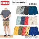 CHUMS チャムス メンズ ボトムス/パンツ CH03-1095<Hurricane Walkers ハリケーンウォーカース(ショーツ/ハーフパンツ)>※取り寄せ品