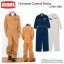 CHUMS チャムス CH04-1066<Hurricane Coverall Booby ハリケーンカバーオールブービー(ボトムス)>※取り寄せ品