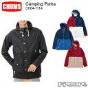 CHUMS チャムス メンズ ジャケット CH04-1114<Camping Parka キャンピングパーカー(ジャケット/マウンテンパーカー) >※取り寄せ品