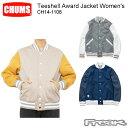 CHUMS チャムス レディース トップス CH14-1108<Teeshell Award Jacket Women 039 s ティーシェルアワードジャケット(ジャケット/アウター)>※取り寄せ品
