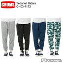 CHUMS チャムス CH03-1172<Teeshell Riders ティーシェルライダース>※取り寄せ品