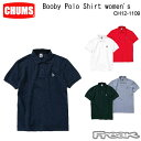 CHUMS チャムス レディース トップス CH12-1109<Booby Polo Shirt W...