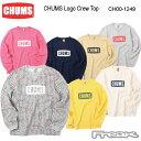 ショッピングロゴス CHUMS チャムス メンズ トップス CH00-1249< CHUMS Logo Crew Top チャムスロゴクルートップ >※取り寄せ品