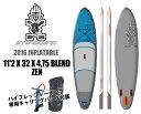 """2016年モデル STARBOARD ASTRO スターボードアストロ<11'2""""X32"""" BLEND ZEN>SUPパドルボード"""